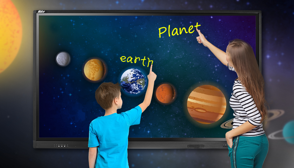 Image result for Interactive Flat Panels