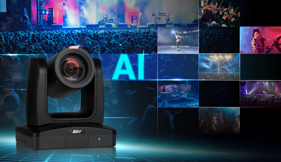 Precision Matters Most in AVer's New Series of AI Auto Tracking PTZ Cameras